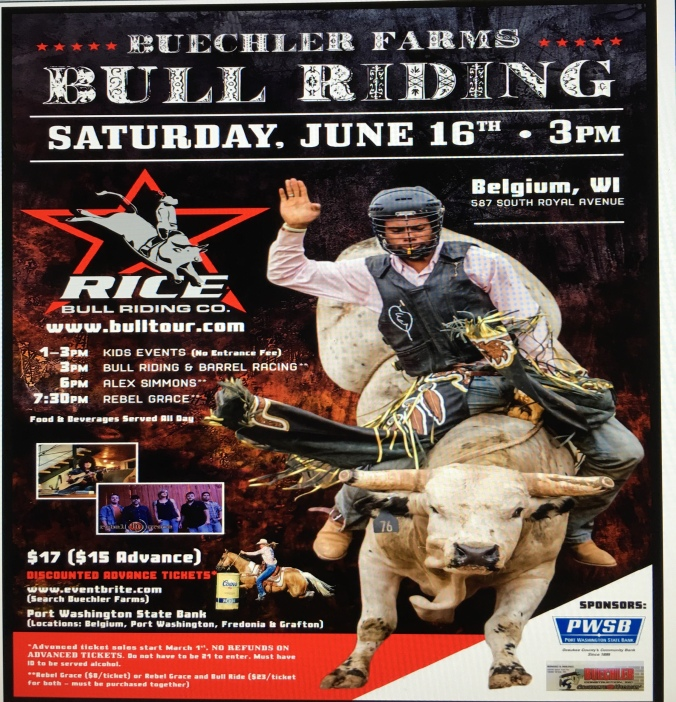 rodeo information image