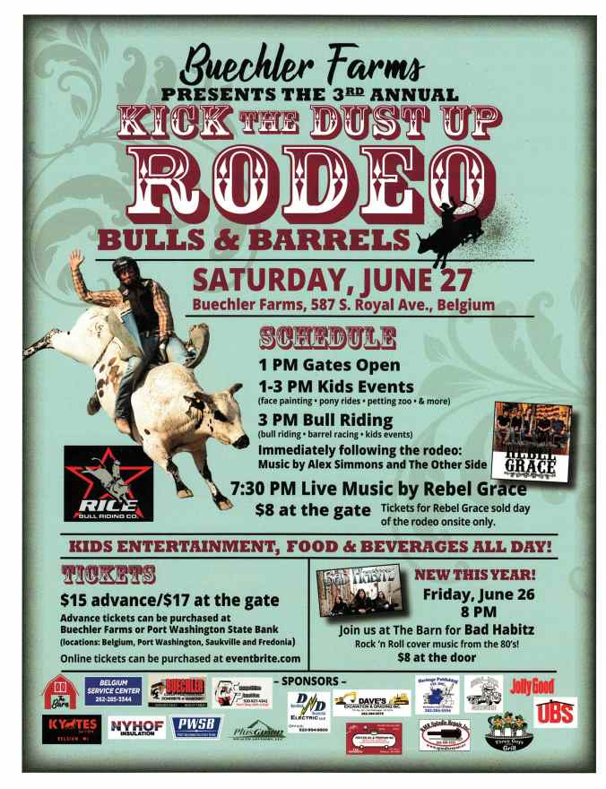 Buechler Farms Rodeo